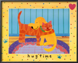 Hugtime Print by Tatutina 