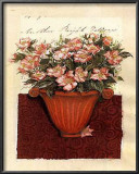 Collage of Camellias Posters by Annette Caulder