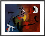 Peinture Composition Print by Joan Miró