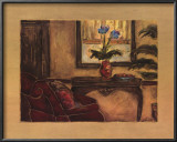 Comfortable Living I Art by Joyce Combs
