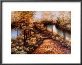 Autumn Leaves Prints by Diane Romanello