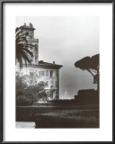 Villa Medici Art by Edwin Smith