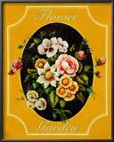Flower Garden Prints by Catherine Jones