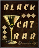 Cocktail Hour III Posters by Catherine Jones