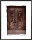 Doors of Cuba II Posters by Allan Bruce Love