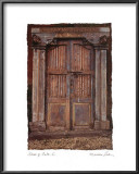 Doors of Cuba I Prints by Allan Bruce Love