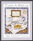 Take a Break Posters by  Menga