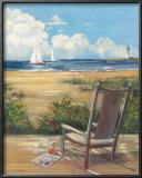 By the Sea II Prints by Carol Rowan