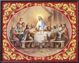 Last Supper Art by Vincent Barzoni
