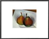 Two Pears, 1921 Prints by Georgia O'Keeffe