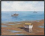 Low Tide Prints by Vivien Rhyan