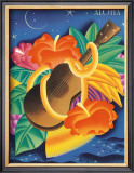 The Essence of Aloha Framed Giclee Print by Frank MacIntosh