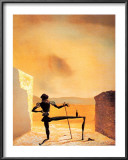 The Ghost of Vermeer Prints by Salvador Dalí