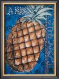 Ananas Print by Mette Galatius