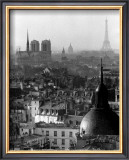 Paris, 1950 Prints by Pougnet 