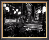 42nd Street Theater District Prints by Michel Setboun