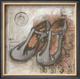 Mes Chaussures de Fille Posters by Alexandra Breda