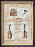 Authentic Instruments II Art by Banafshe Schippel