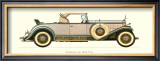 Cadillac, 1931 Art by Antonio Fantini