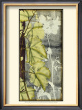 Leaf Medley II Prints by Jennifer Goldberger