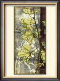Leaf Medley I Posters by Jennifer Goldberger