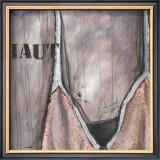 Dessous: Mon Haut Prints by Alexandra Breda