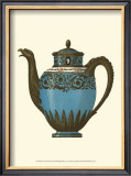 Sevres Porcelain III Print by  Garnier
