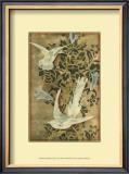 Batik Garden I Posters by Jennifer Goldberger