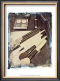 Powder Room I Prints by Meghan McSweeney
