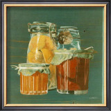 Confiture de Fraises Poster by Laurence David