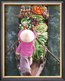 Floating Market Prints by John Banagan