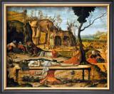 Lamentations sur le Christ Mort Art by Vittore Carpaccio