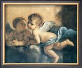 Angeli Posters by  Guercino (Giovanni Francesco Barbieri)
