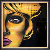 Ame Jaune Prints by Vicky Filiault