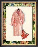 Wash Basins and Robes II Posters by Sheila Higton