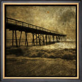 Ocean Pier No. 3 Prints by John Golden