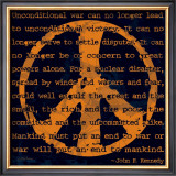 Peace Sign III Prints by Sylvia Murray