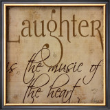 Laughter Prints by Kim Klassen