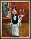 Sommelier I Framed Giclee Print by John Howard