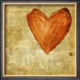Coeur Love Art by Roberta Ricchini