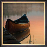 Canoe Posters by Rick Schimidt