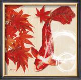 Floating Vivid Prints by Morgan Yamada