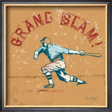 Grand Slam Poster by Peter Horjus