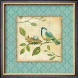 Bird's Home II Prints by Daphne Brissonnet