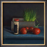 Still Life with Tomato Art by  Van Riswick