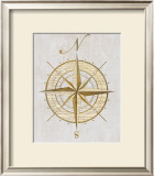 Compass Rose Prints by Sam Appleman