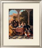 Compagnie Faisant de la Musique Posters by Jacob van Loo