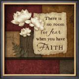 Faith Prints by Jennifer Pugh