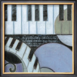 Cool Jazz III Prints by Norman Wyatt Jr.