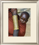Samburu Baby, Kenya Posters by John Warburton-lee